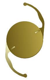 Acrysof IQ Toric lens