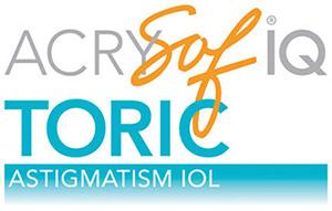 Acrysof IQ Toric logo